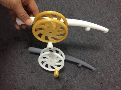 简易渔具-3d打印模型