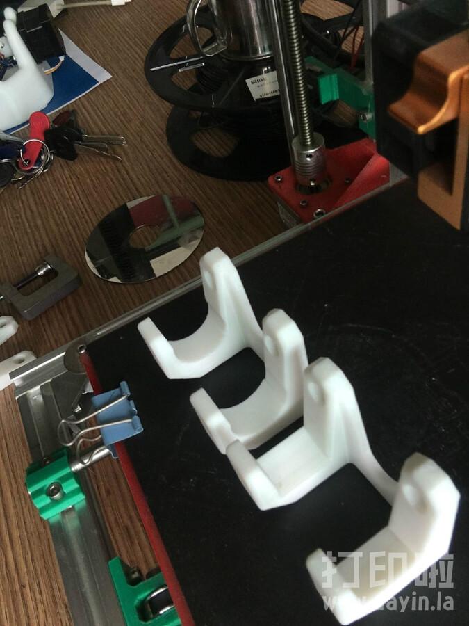 安保八大件 钢叉挂-3d打印模型