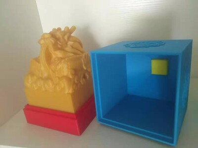 传国玉玺-3d打印模型