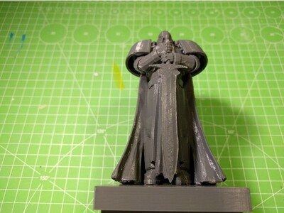 战锤 巨剑兵-3d打印模型
