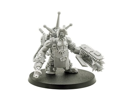 战锤 兽人士兵-3d打印模型