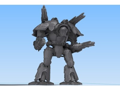战锤 泰坦-3d打印模型