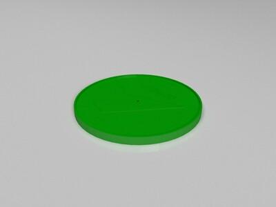 创意表盘-3d打印模型