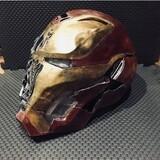 钢铁侠Mark50战损头盔