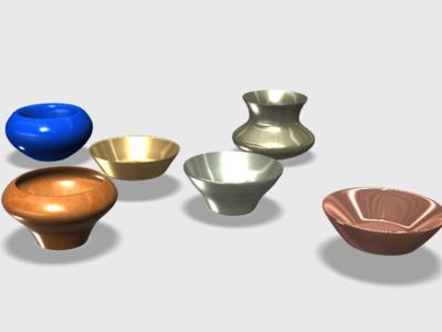 盆呀盆呀盆-3d打印模型