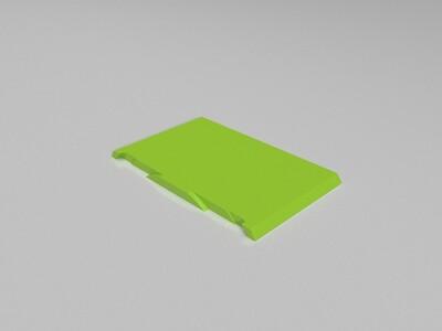 黑豹 座椅 场景-3d打印模型