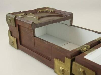 魔兽 盒子-3d打印模型