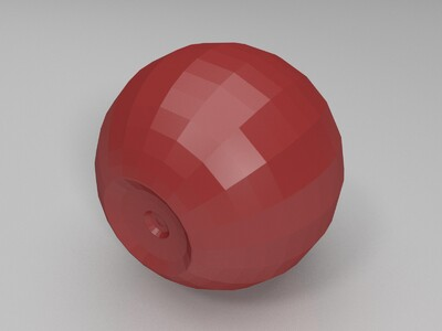 眼球-3d打印模型