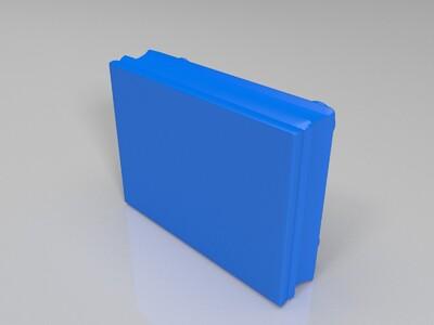 小桌-3d打印模型