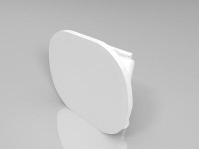 特色小桌-3d打印模型