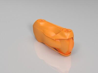 概念车-3d打印模型