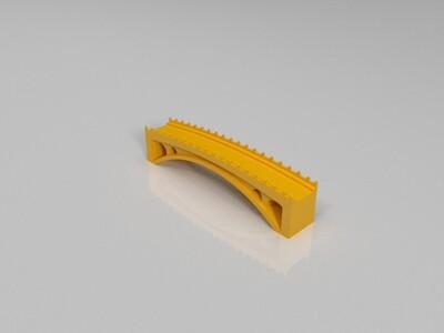 赵州桥-3d打印模型