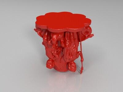 罗马小孩-3d打印模型