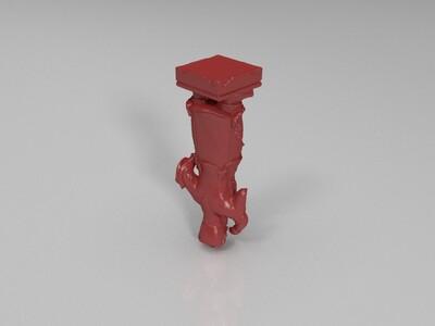 千里眼-3d打印模型