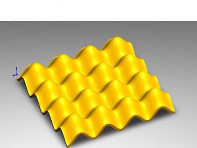鸡蛋托盘-3d打印模型