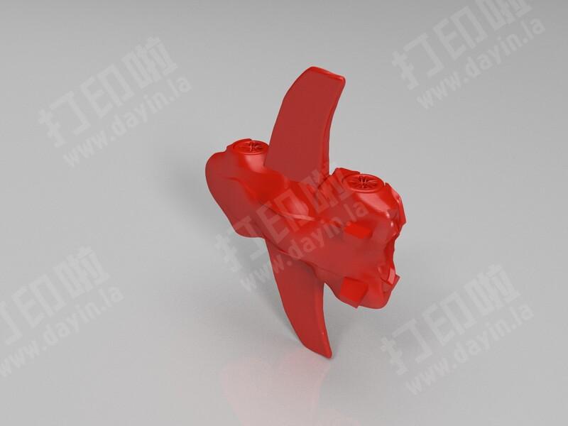 概念飞车-3d打印模型