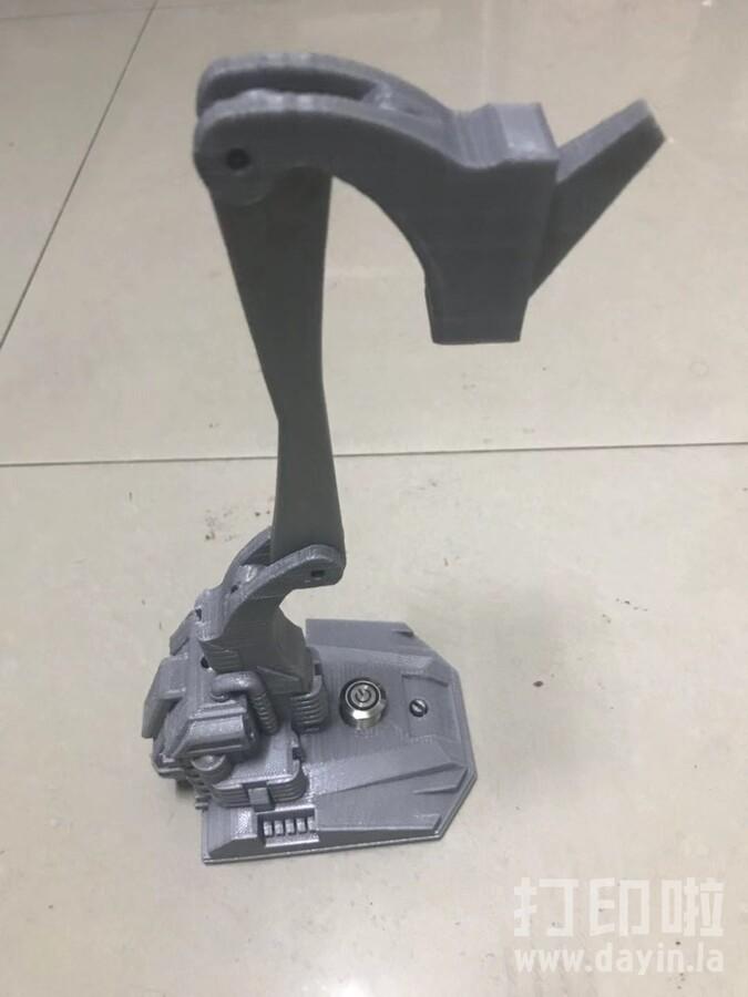 钢铁侠头盔一体-3d打印模型