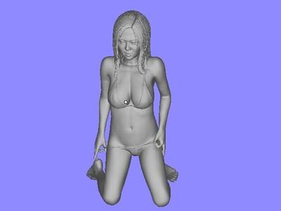仓老师-3d打印模型