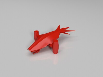 终结者 - 天空猎手-3d打印模型