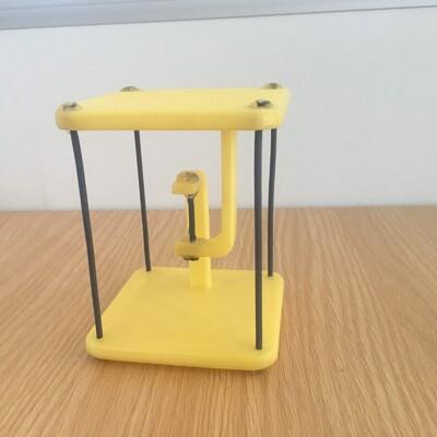抖音网红 重力实验-3d打印模型