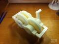 齿轮组-3d打印模型