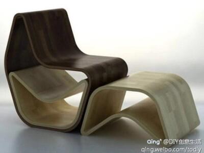 躺椅-3d打印模型