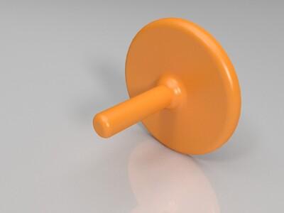 3D打印耗材用支架-3d打印模型