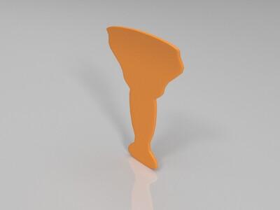 一套铲子【自开发用途】-3d打印模型