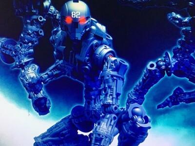 星际雄兵--阿波罗 骨架全身可动 盔甲另售-3d打印模型