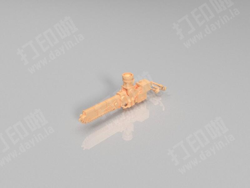 电锯-3d打印模型