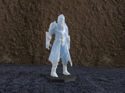 古代武士-3d打印模型