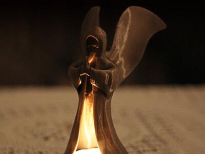 天使-3d打印模型