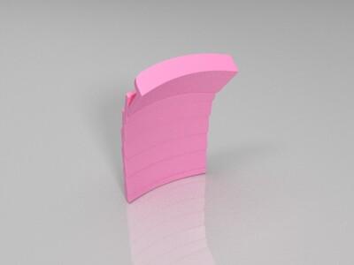 同人手办-海贼王布鲁克-3d打印模型