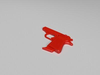 插座式手机线收纳座-标准版-3d打印模型