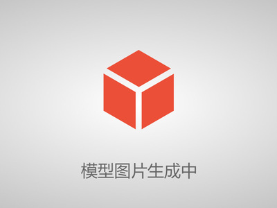 生成的镂空网格立方体-3d打印模型